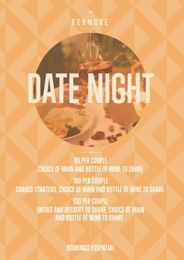 The Kenmore Date Night